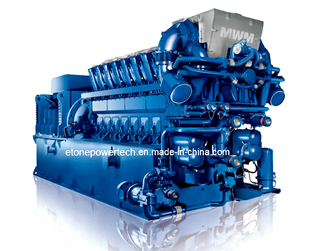 Mwm Powered Gas Generator Set (500KVA-5375KVA)