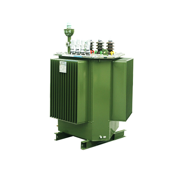 Amorphous Alloy 3D Wound Core Oil-immersed Transformer