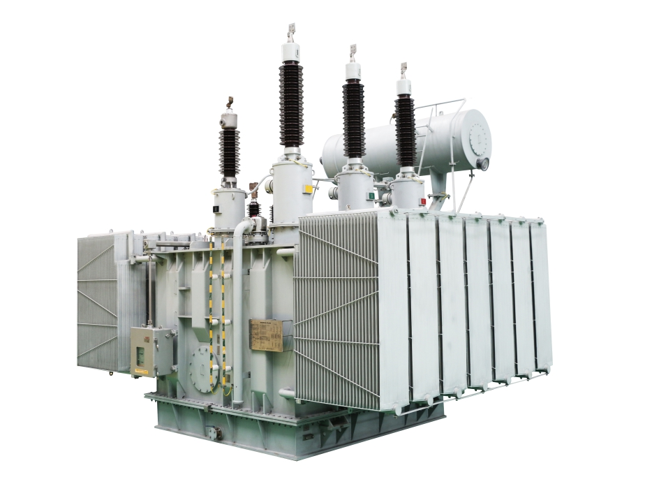 132kV 3D Wound Core Oil-Immersed Power Transformer