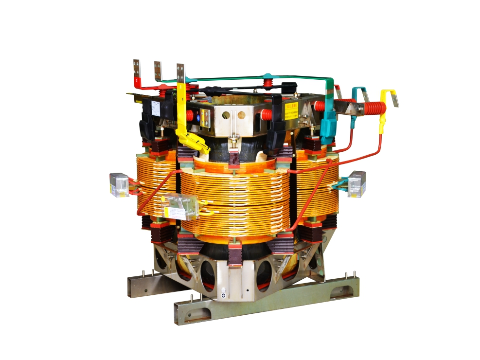 Open Ventilated 3D Wound Core Dry-type Transformer