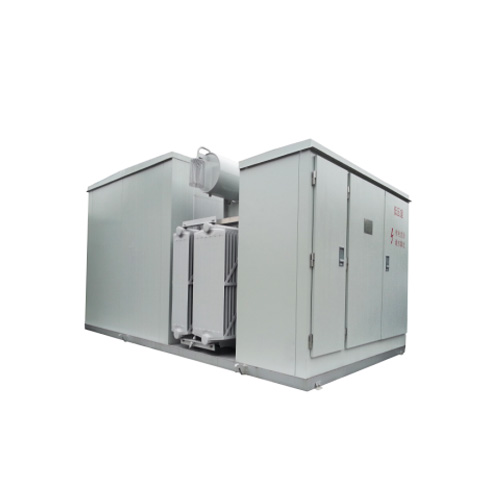 Prefabricated Substation for Photovoltaic Power Generation